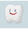 Kind tooth vector image vector image