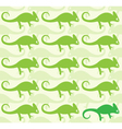 wallpaper images chameleon vector image vector image
