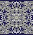 baroue msk vintage seamless pattern vector image vector image