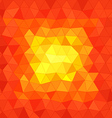 abstract background different color figures vector image