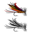 Fishing fly vector | Price: 1 Credit (USD $1)