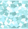 glitter seamless texture adorable mint particles vector image
