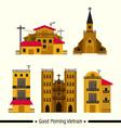 Vietnam Town vector image vector image