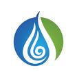 Flame Logo vector image