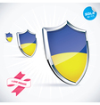I Love Ukraine Flag vector image vector image