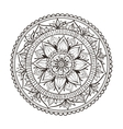 mandala Circular vector image vector image