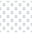 mushroom season pattern seamless vector image vector image
