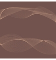 lines techno buisness background vector image vector image