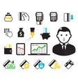Business set vector | Price: 1 Credit (USD $1)