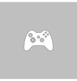 Gamepad computer symbol vector image