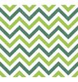 green grunge chevron pattern background vector image