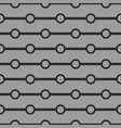 tile black and grey pattern or seamless background vector image vector image