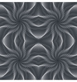 Vortex Seamless Pattern vector image