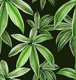 foliage seamless pattern 16 pdf vector image vector image