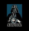 savior vector image vector image