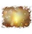 Decorative christmas EPS 10 file included vector image vector image