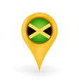 Location Jamaica vector image