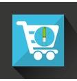 concept market buy fresh celery vector image