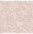 lilac seamless pattern vector image vector image