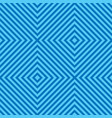square line pattern background vector image vector image