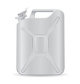 jerrycan vector image vector image