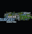 lost lives through weight loss text background vector image vector image