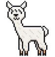 alpaca vector image vector image