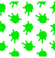 splashes seamless pattern on a white background vector image vector image