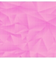 Dots on Pink Background Halftone Texture vector image vector image