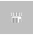 Shop computer symbol vector image vector image