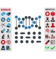 Genetic Code Icon vector image