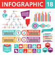 Infographic Elements 18 vector image vector image