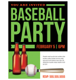 Baseball Party Template