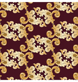 Royal ornament element pattern vector image