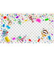 celebration bright colorful vector image vector image