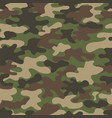 camouflage pattern design element for poster vector image vector image