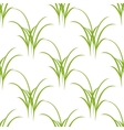 Seamless texture of grass vector image vector image