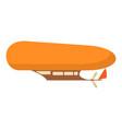 airship icon cartoon style vector image vector image