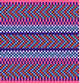 Geometric herringbone stripes seamless pattern