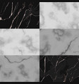 marble brick seamless pattern luxury vector image vector image