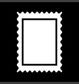stamp it is icon vector image