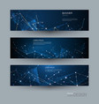 web banner 10-2-18 vector image vector image