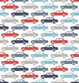 Car pattern3 vector image vector image