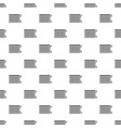 modern radiator pattern seamless vector image