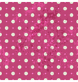 Seamless pink grunge pattern vector image vector image