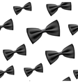 Bow tie background vector image vector image
