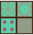 Set-3-seamless-colorful-patterns-oriental-ornament vector image vector image