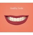 Teeth Bite vector image