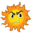 a sun vector image