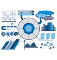 Water infographics vector image